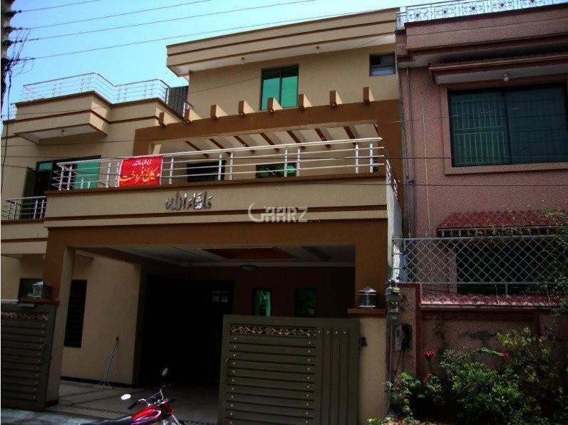 1 Kanal Upper Portion House For Rent In Chaklala Scheme-3, RawalPindi