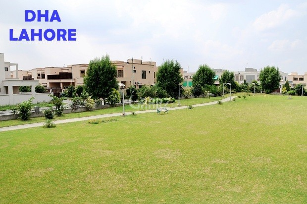 1 Kanal Corner Plot For Sale In DHA Phase-8, Lahore