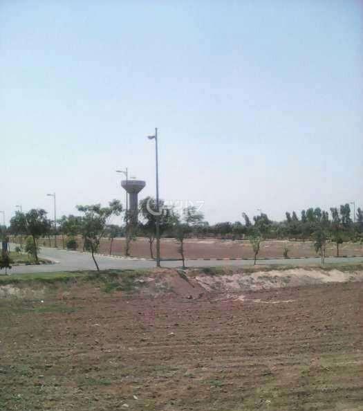 1 Kanal Plot For Sale In DHA City, Karachi.