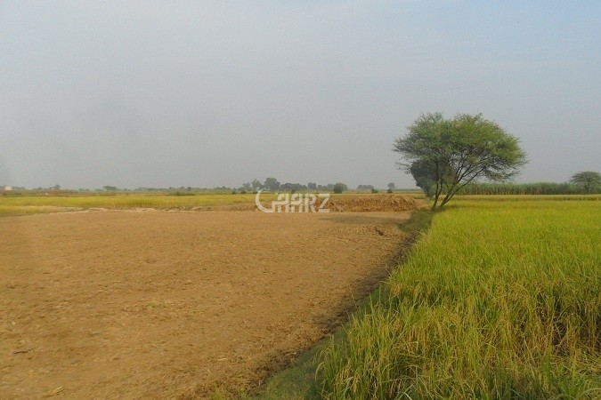 1 Kanal Plot for Sale In Block A, DHA Phase 6,Lahore.