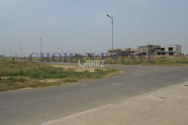 1 Kanal Plot For Sale In  Defence Phase 8 zone E.