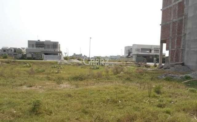 1 Kanal Plot For Sale  In DHA City
