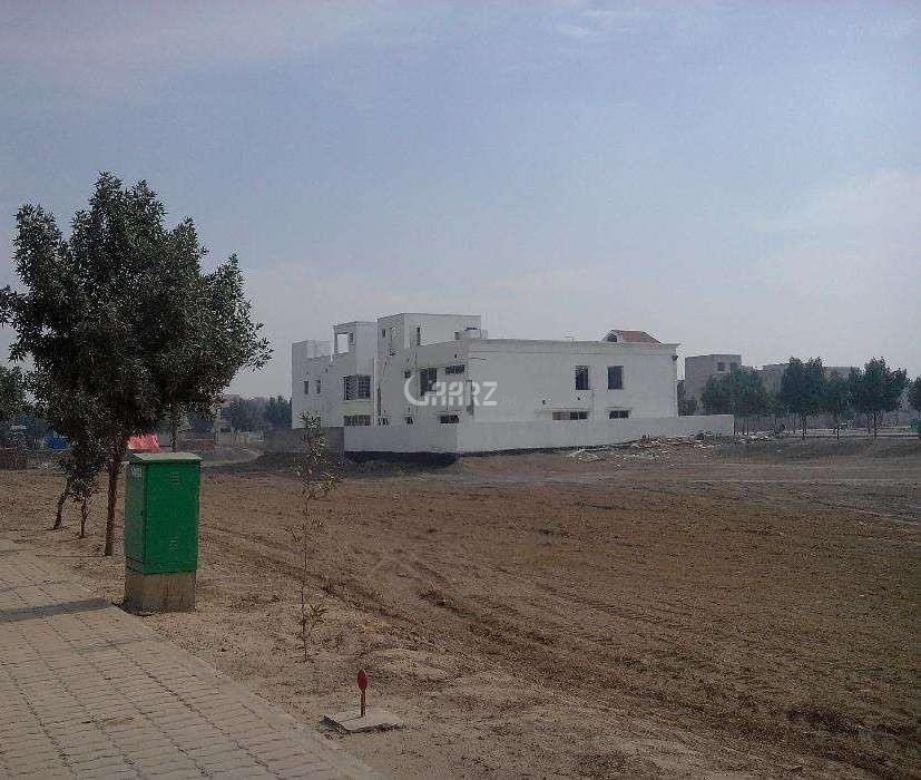 1 Kanal Plot For Sale In DHA Phase-8 Block Z1, Lahore