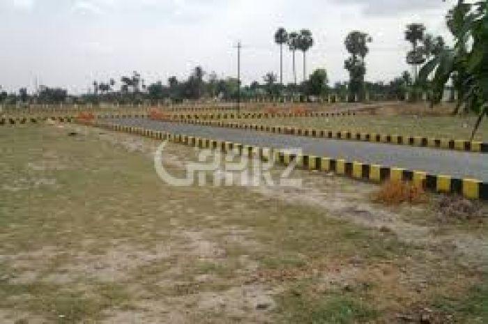 1 Kanal Plot for Sale In Fazaia Housing Scheme Phase 1 - Block J, Lahore