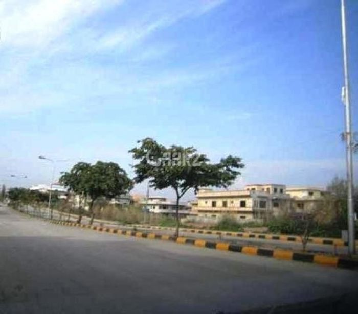 1 Kanal Plot For Sale In Gulbahar Park, Lahore.