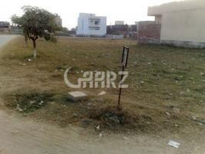 1 Kanal Plot For Sale In LDA City, Lahore