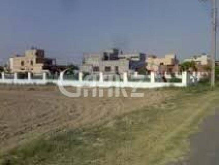 1 Kanal Plot For Sale In Maulana Shaukat Ali Road, Lahore