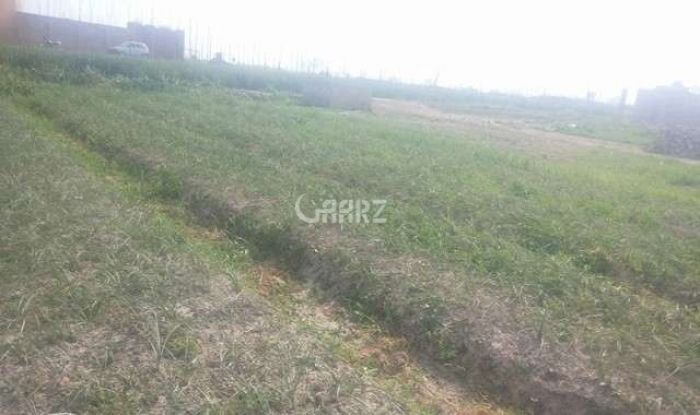 1  Kanal  Plot   For  Sale  In  Royal Palm City,Gujranwala