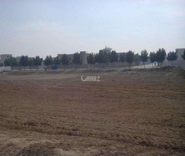 1 Kanal Plot  For Sale In Hajvery Housing Scheme, Lahore