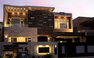 1 Kanal Upper Portion For Rent In DHA Phase 6, DHA Defence, Karachi
