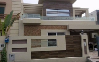 10 Marla Ground Portion For Rent in Bahria Town Phase 5, Rawalpindi.