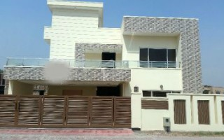 10 Marla House For Rent in Bahria Town Phase-4, Rawalpindi.