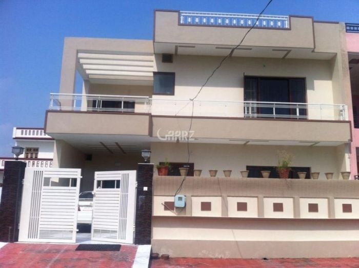 10 Marla House For Rent In Sahafi Colony, Lahore