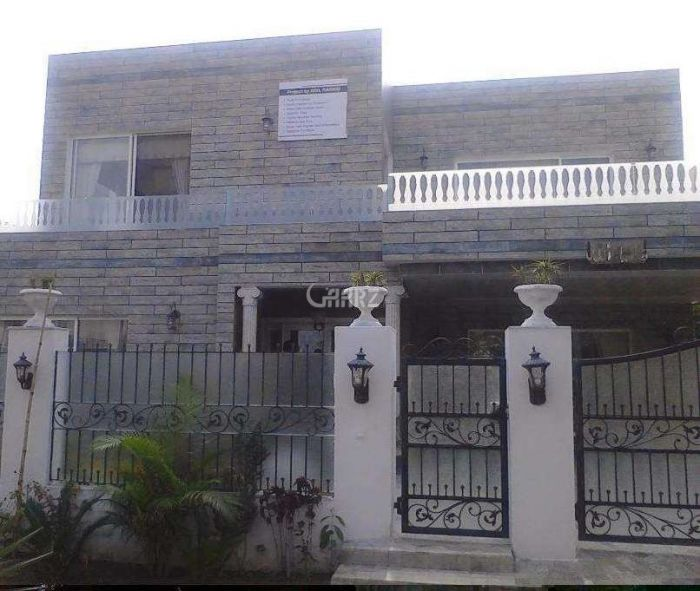 10 Marla House For Sale In Allah Ho Chowk, Lahore
