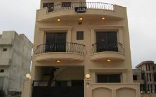 10 Marla House For Sale In Wapda Town ,Lahore