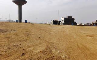 10 Marla Level Plot For Sale In Bahria Town Phase-4,Rawalpindi