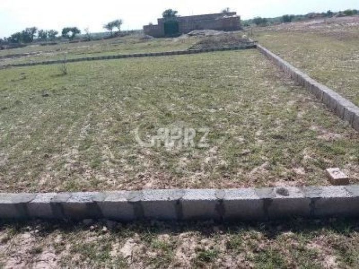 10 Marla Plot For Sale In Atomic Energy Society - PAEC, Lahore