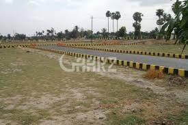 10 Marla Plot for Sale In Awais Qarni Block, Bahria Town - Sector B,Lahore