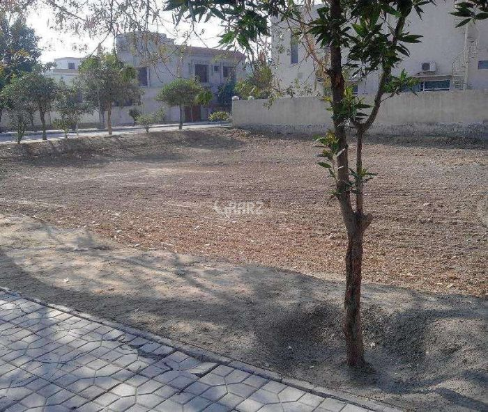 10 Marla Plot For Sale In Bahria Education And Medical City, Lahore