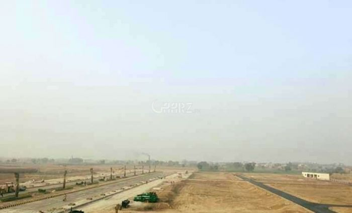 10 Marla Plot For Sale In Bahria Nasheman Ferozpur Road Lahore