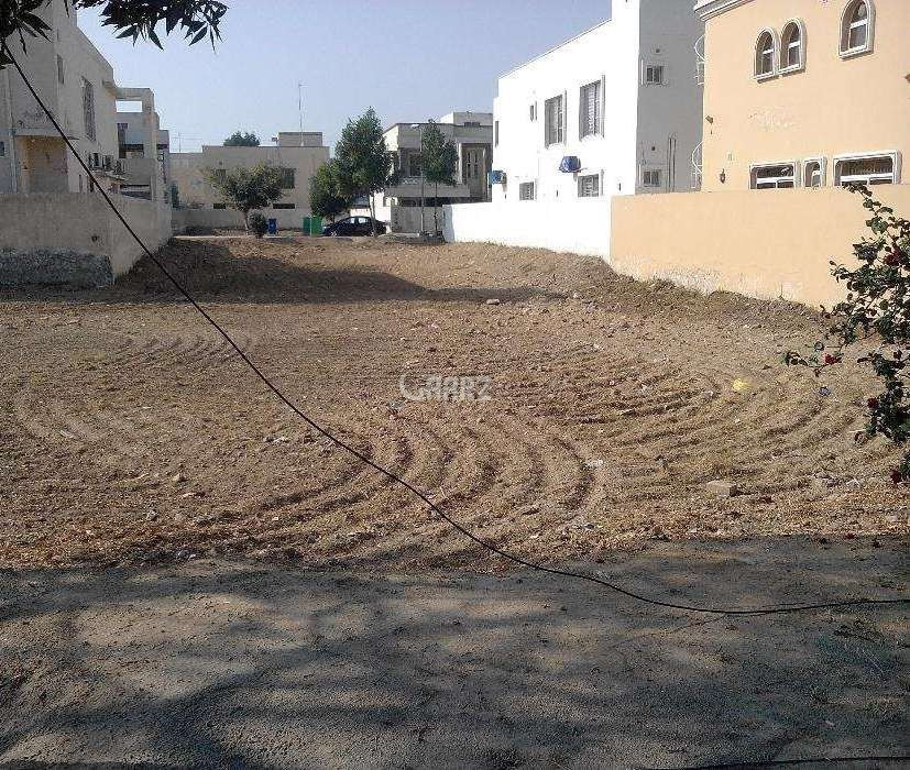 10 Marla Plot For Sale In Bahria Town Golf View Residencia,  Lahore