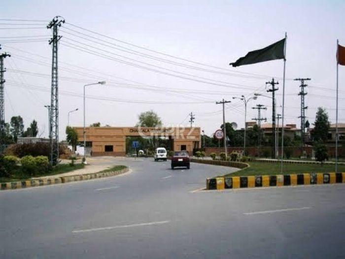 10 Marla Plot For Sale In Chaklala Scheme 3, Rawalpindi
