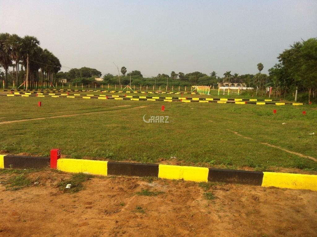 10 Marla Plot For Sale In Fazaia Housing Scheme Phase 1 - Block J, Lahore