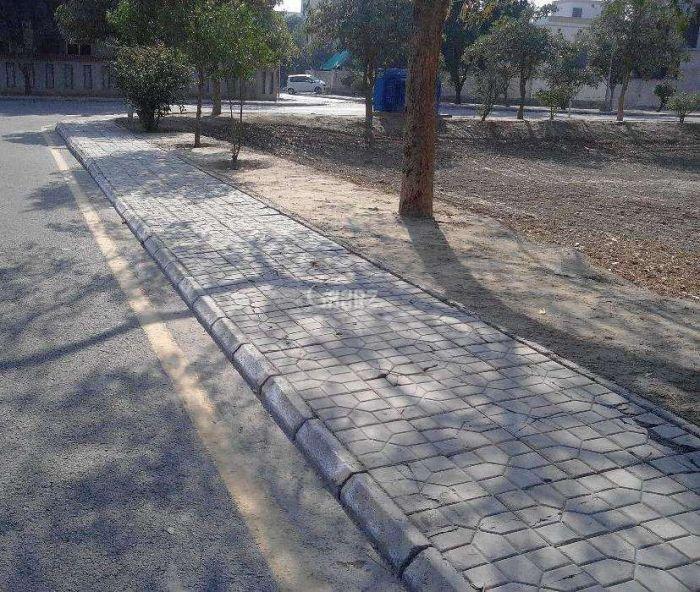 10 Marla Plot For Sale In Safari Garden Block-A, Lahore