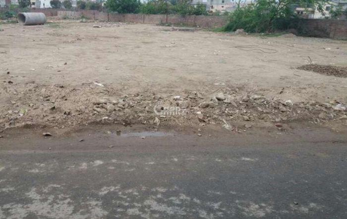 10 Marla Plot For Sale In Safari Garden Block-B, Lahore
