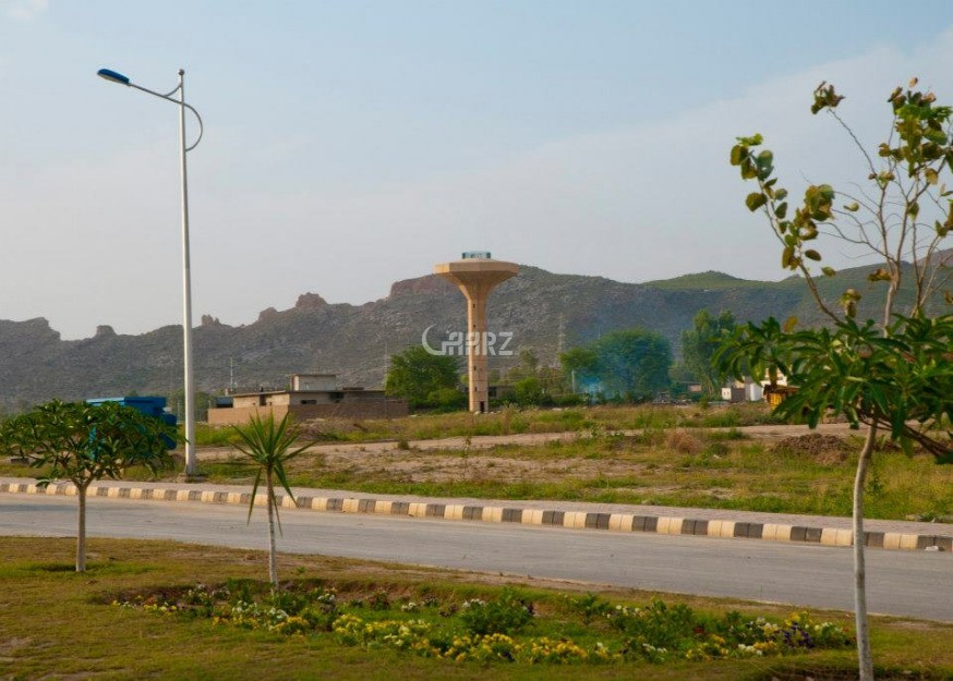 10.8 Marla Plot for Sale In B-17 Islamabad