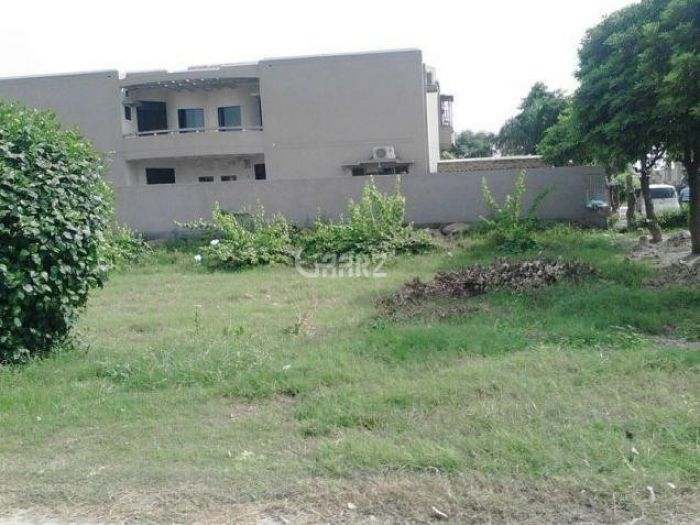 11 Marla Plot For Sale In Johar Town Lahore