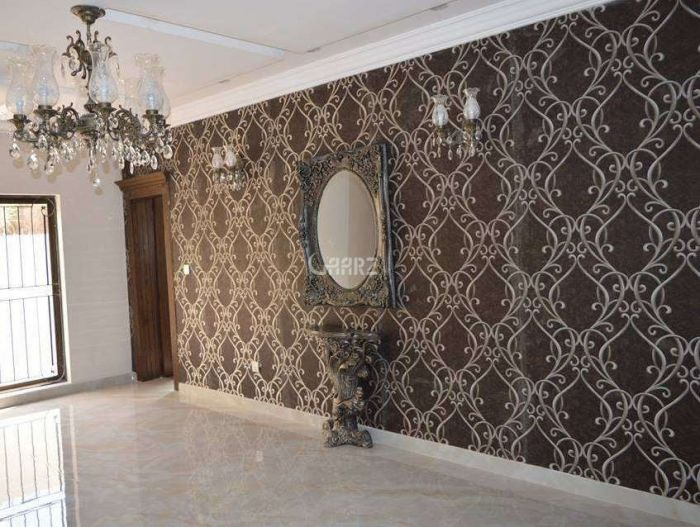 1.2 Kanal Upper Portion House For Rent In Eden City - Block A, Lahore