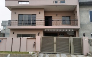 12 Marla House for Rent in D 12/2, Islamabad.