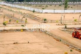 12 Marla Plot For Sale In Gulbahar Block, Bahria Town - Sector C, Lahore