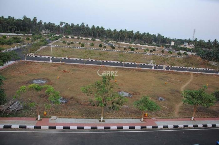 12 Marla Plot For Sale In Medical Housing Scheme Phase 1, Lahore