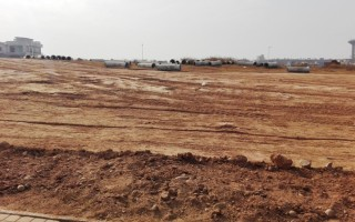 14 Marla Plot For Sale In Bahria Town - Tulip Block, Lahore