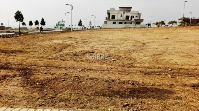 17 Marla Corner Plot For Sale In Bahria Town-8