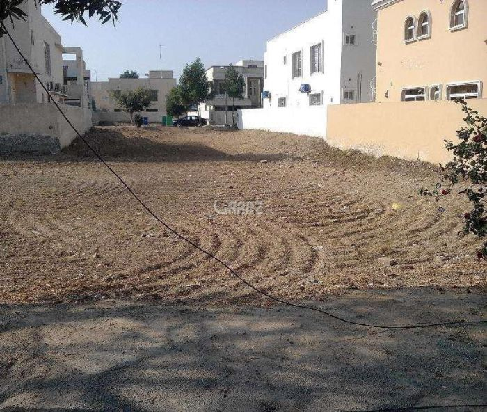 2  Kanal  Plot  For  Sale  In Crown City, Gwadar