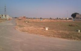 2 Kanal Plot For Sale In DHA Phase-6 Block-H, Lahore