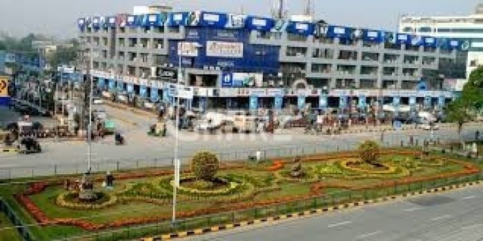 2200 Square Feet Building For Sale In Maulana Shaukat Ali Road, Lahore