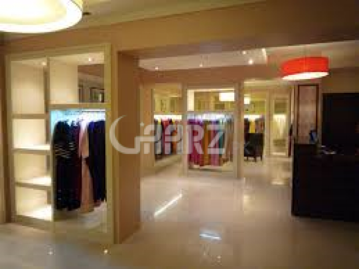 2250 Sequare Feet Shop For Rent In  Jahanzeb Block, Allama Iqbal Town, Lahore