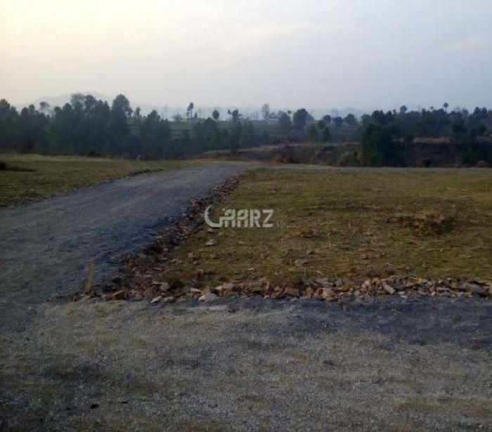 25 Marla Plot For Sale In Samundari Road Faislabad
