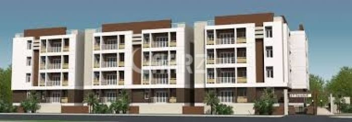 2,700 Square Feet Apartment For Sale, Lahore.