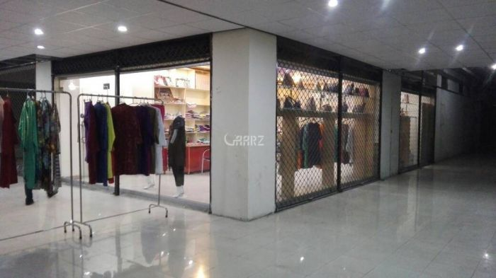 294 Square Feet Shop For Sale  In Railway Road ,Faislabad