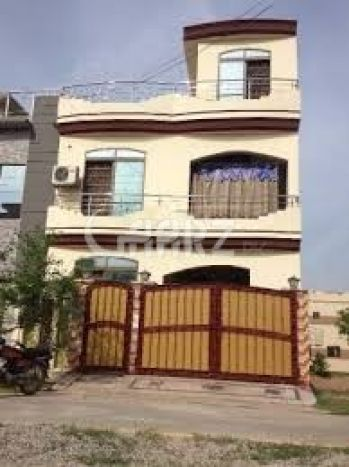 3 Marla House For Rent In Mustafa Town Shehbaz Block, Lahore