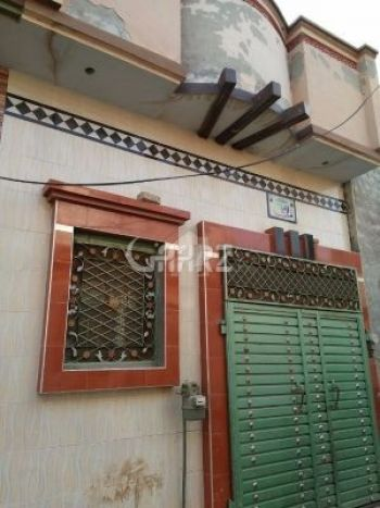 3 Marla House For Sale In Hanif Park, Badami Bagh, Lahore