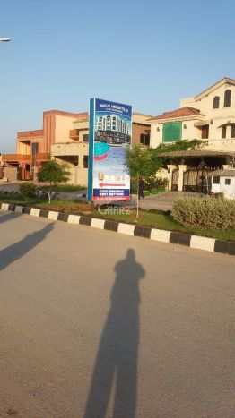 9 Marla Plot for Sale in Karachi Pechs