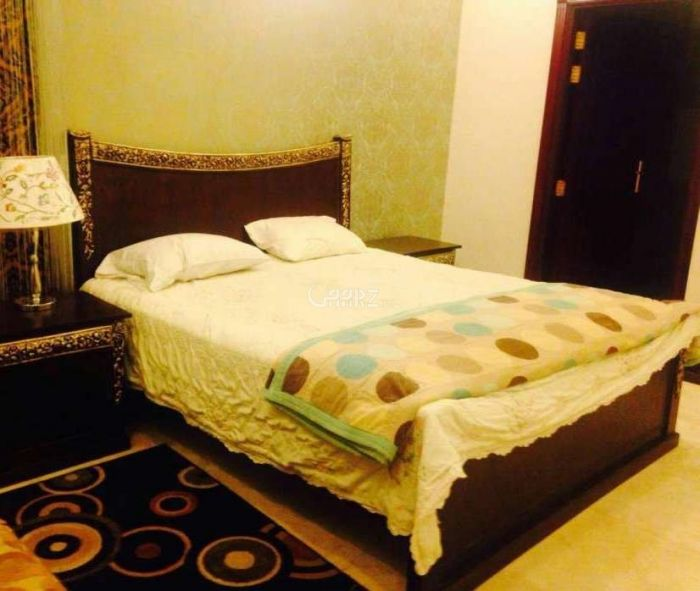 325 Square Feet Furnished Apartment For Rent In Bahria Town Clock Tower, Lahore