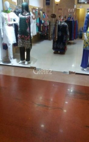 364 Square Feet Shop In Muslim town Usman block Faislabad