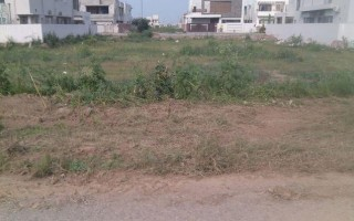 4 Marla Commercial Plot For Sale In Bismillah Housing Society, Lahore